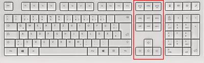 teclados especiales