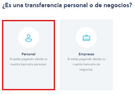 Transferwise españa