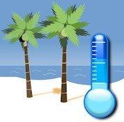 el tiempo en la playa app