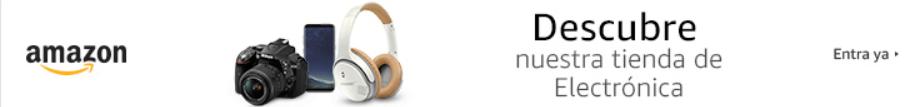 Amazon banner electrónica
