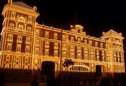 Portada feria real Malaga