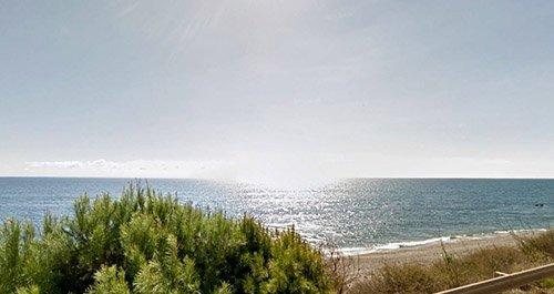 Playas para perros Almería