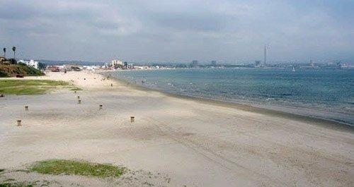 Playas de perros Cadiz
