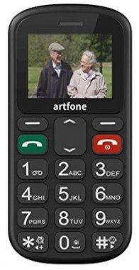 Teléfono para mayores Artfone