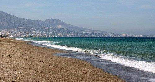 Playas para perros Málaga