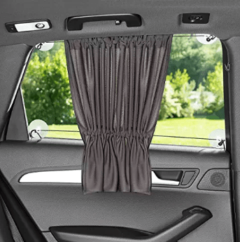 cortinas de coche