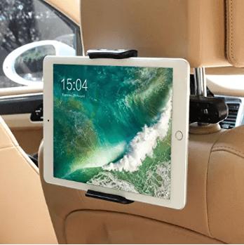 soporte tablet coche