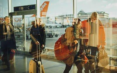 Equipaje permitido en cada aerolínea