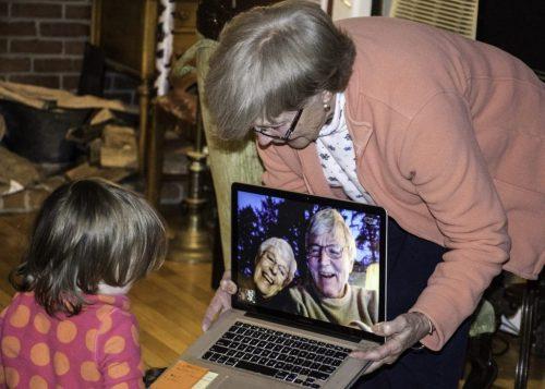 Cómo mejora la tecnología la vida de los mayores