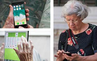 ¿Cómo puede la tecnología mejorar la vida de los mayores?
