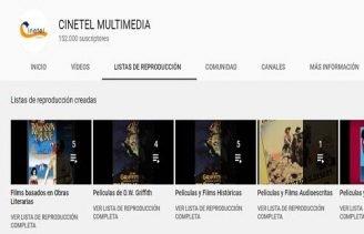 Cinetel multimedia - streaming