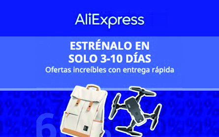 Aliexpress Descuentos
