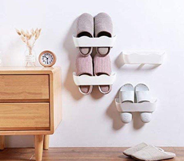 Zapatero autoadhesivo Organizar zapatos
