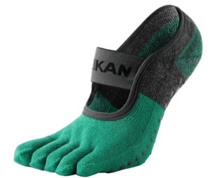 calcetines yoga