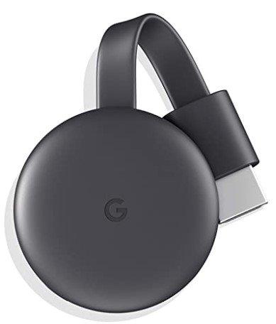 chromecast google para streaming