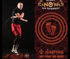 jumping pad _ chollos fitness