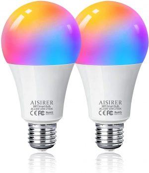 bombillas led inteligentes